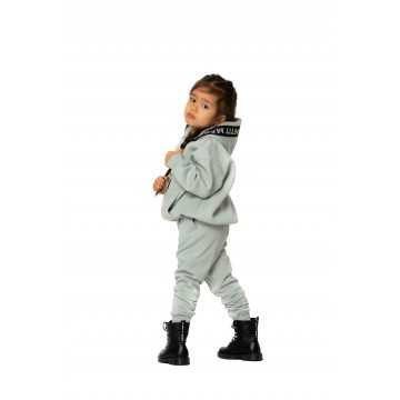 Cotton girl tracksuit Ashes...