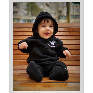 Cotton baby tracksuit Inky...